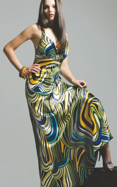 faviana prom dresses 2010 - long prom dress