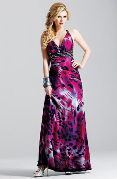 Prom Dresses Long Purple