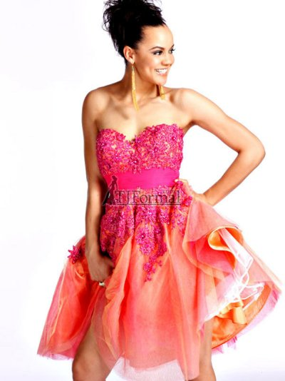cute jovani prom dress 2010