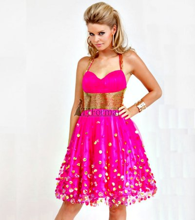 Black Prom Dress on Cute Short Prom Dresses By Jovani 2010   Prom Night Styles