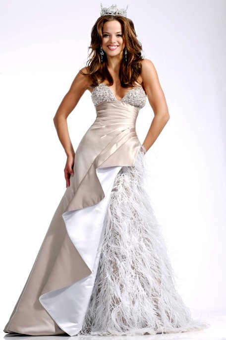 prom gown 2010