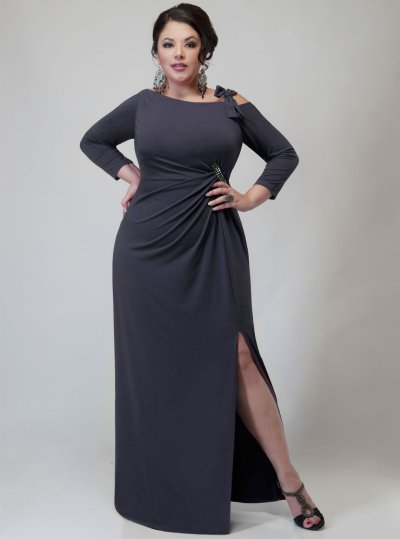 smoked-grey-plus-size-prom-dress-2010