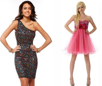 Night Dress on Short Prom Dresses   Find The Perfect One    Prom Night Styles