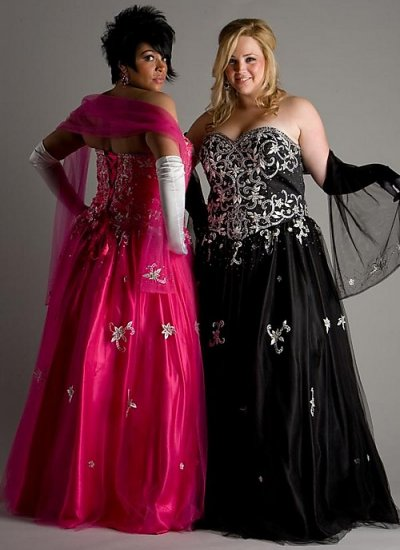 Plus Size Prom Dresses | Prom Night Styles