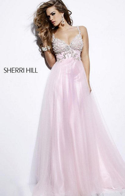Elegant Pink Prom Dress 2011 | Prom Night Styles