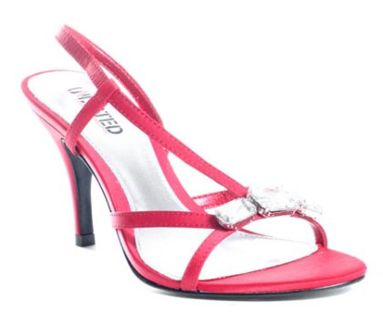 classy red prom shoes 2012