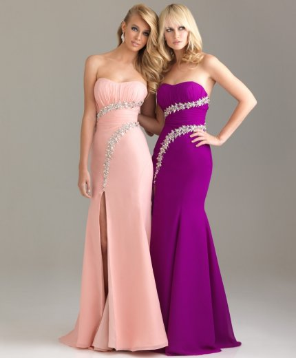 2012 Prom Dresses By Night Moves | Prom Night Styles
