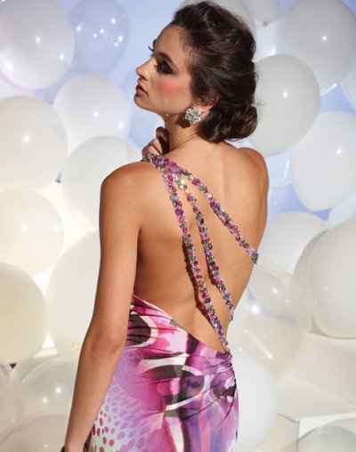 purple prom dresses 2012