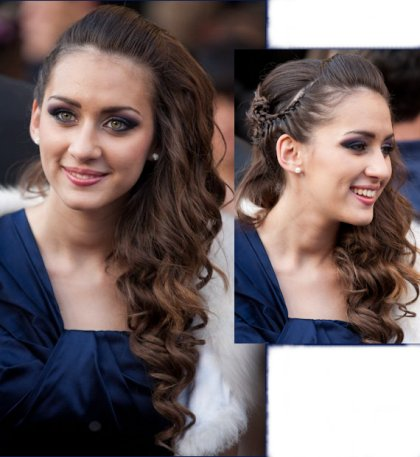 Hairstyles  Prom on Prom Hairstyles For Long Hair 2012   Prom Night Styles
