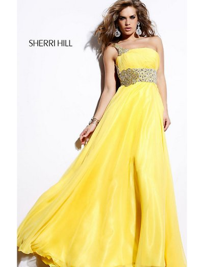Sherri Hill Prom Dresses 2012 | Prom Night Styles