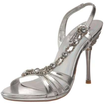 silver shoes for prom 2012