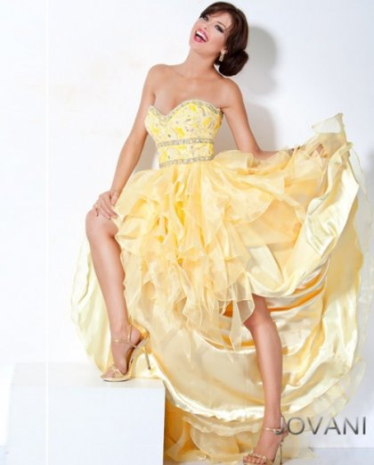 high low jovani prom dresses 2012