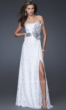 Prom Dress Cheap on White Prom Dresses 2012   Prom Night Styles
