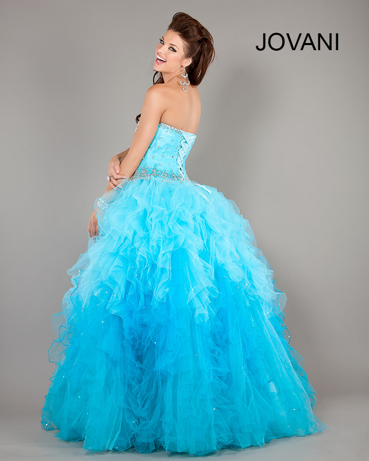 Blue Prom Dresses | Prom Night Styles - Part 2
