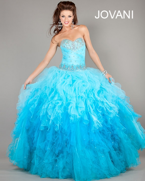 blue cinderela prom dresses 2013 prom night styles