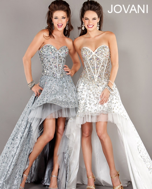 high low sexy sequin prom dresses 2013