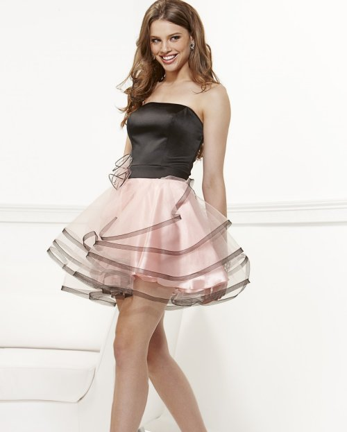 strapless prom dresses prom night styles