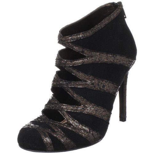 black ankle boots for prom 2014