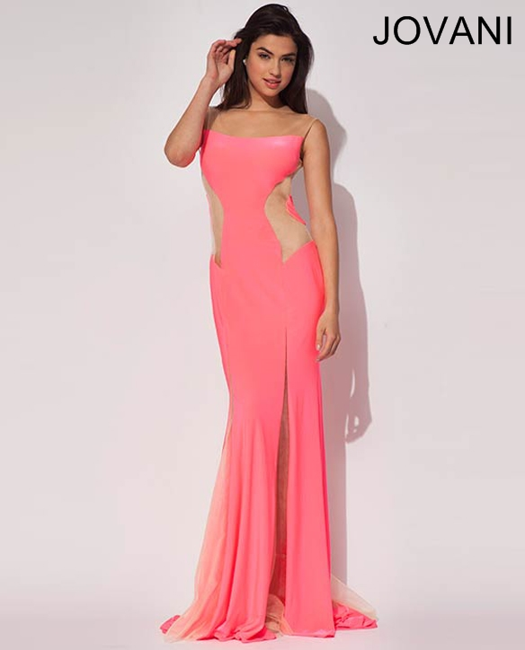 sexy red prom dresses 2014 long sexy pink prom dress 2014