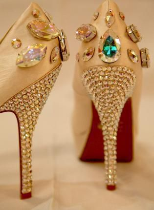 jeweled gold prom shoes 201