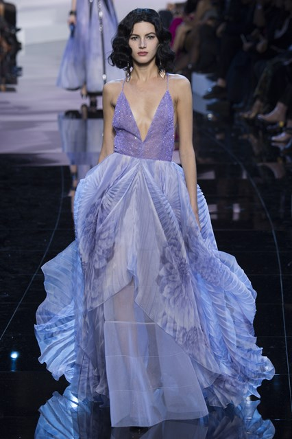 Giorgio Armani Prive SS2016 prom dress