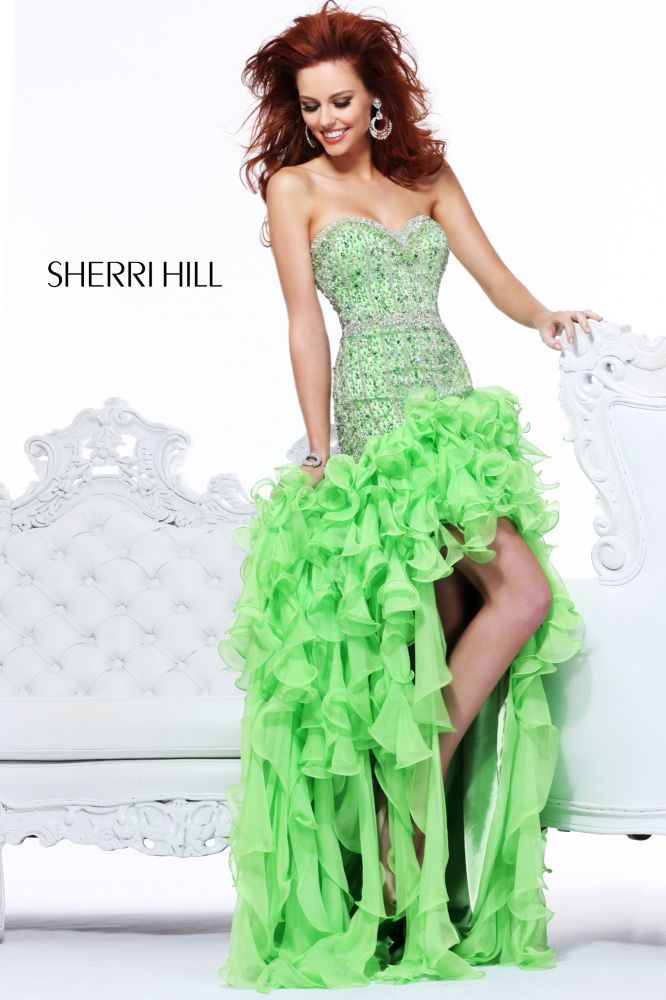 Lime Green Prom Dresses 2013 Prom Night Styles